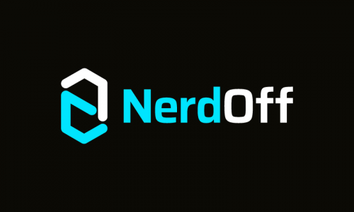 Nerdoff - Marketing business name for sale