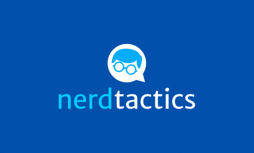Nerdtactics - Appealing brand name for sale