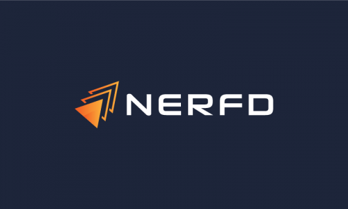 Nerfd - Aviation startup name for sale