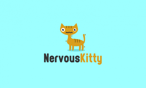 Nervouskitty - Health company name for sale