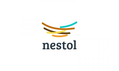 Nestol - E-commerce startup name for sale