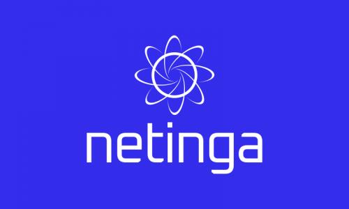 Netinga - Technology company name for sale