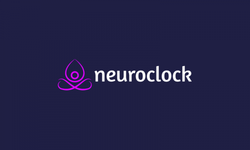 Neuroclock - Biotechnology startup name for sale