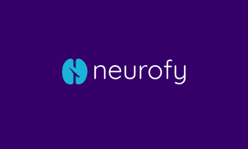 Neurofy - Brandable startup name for sale
