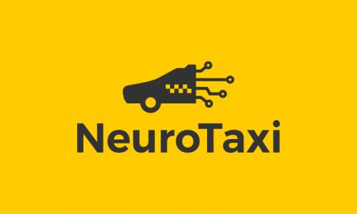 Neurotaxi - Robotics startup name for sale