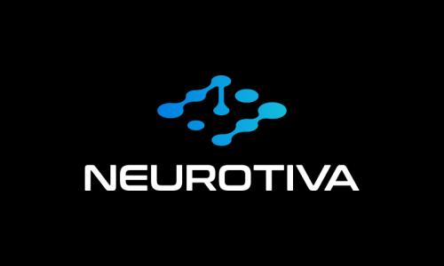 Neurotiva - E-commerce brand name for sale