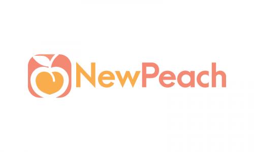 Newpeach - Retail brand name for sale