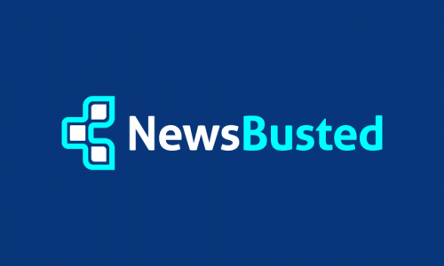 Newsbusted - News business name for sale