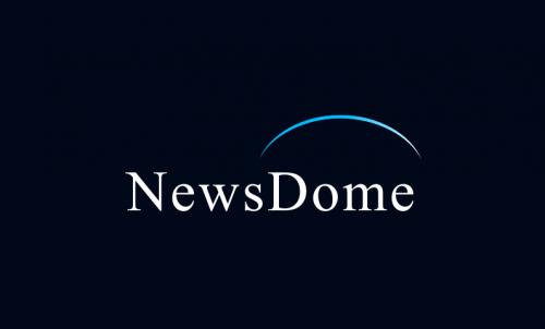 Newsdome - News startup name for sale