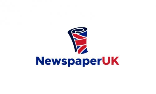 Newspaperuk - News brand name for sale
