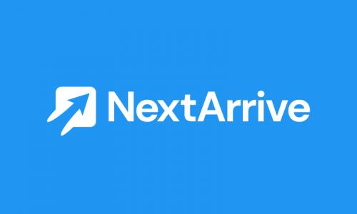 Nextarrive - Travel startup name for sale
