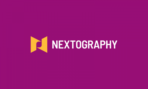 Nextography - Business startup name for sale