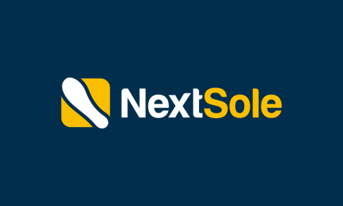 Nextsole - E-commerce business name for sale