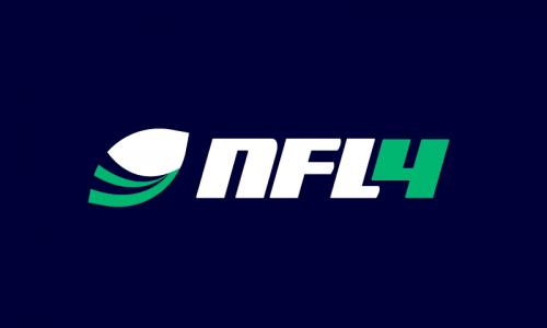 Nfl4 - E-commerce domain name for sale
