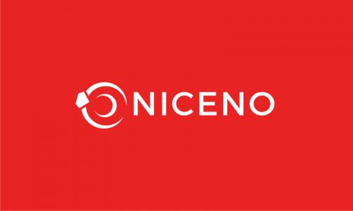 Niceno - Fashion company name for sale