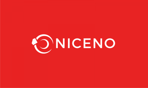Niceno - Audio startup name for sale