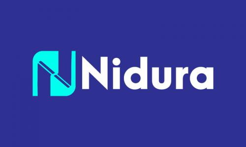 Nidura - Technology business name for sale