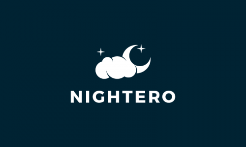 Nightero - Retail company name for sale