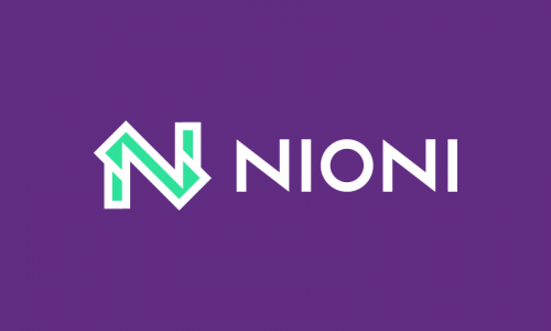 Nioni - Possible startup name for sale