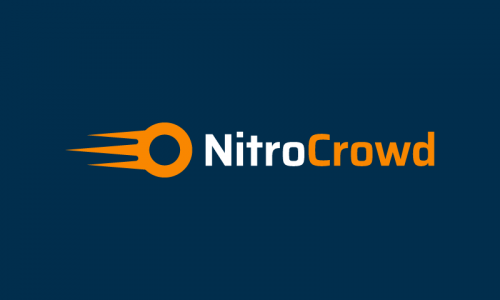 Nitrocrowd - Crowdsourcing brand name for sale