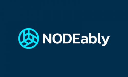 Nodeably - Technical recruitment company name for sale