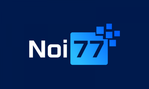 Noi77 - Technology domain name for sale