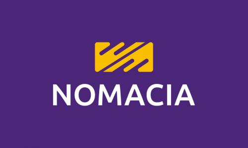 Nomacia - Retail domain name for sale