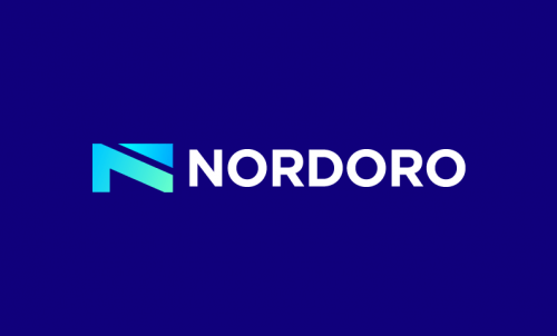 Nordoro - Retail startup name for sale