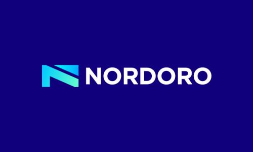 Nordoro - Retail startup name for sale