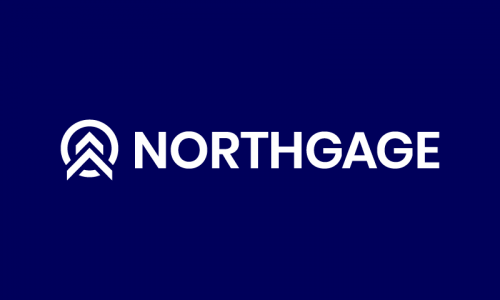 Northgage - Technology company name for sale