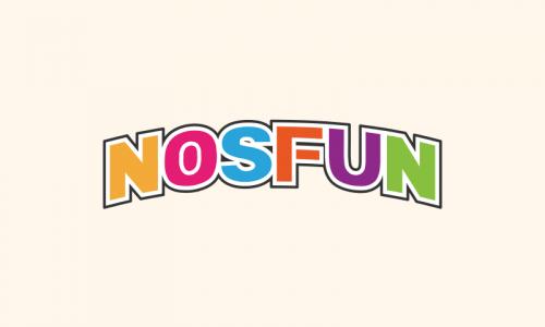 Nosfun - Music brand name for sale
