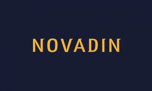 Novadin - Environmentally-friendly business name for sale