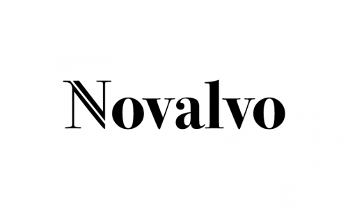 Novalvo - Modern company name for sale