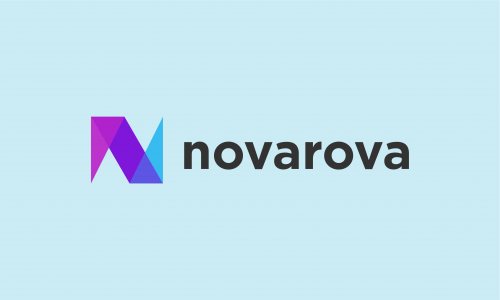 Novarova - Retail startup name for sale