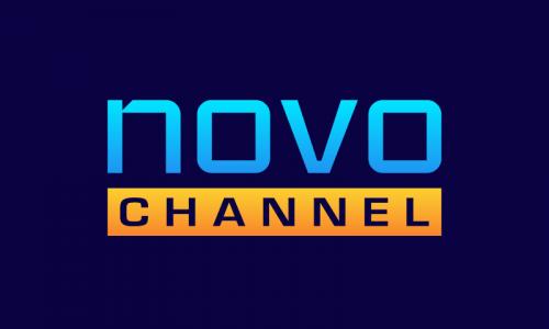 Novochannel - Media brand name for sale
