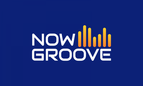 Nowgroove - Music startup name for sale