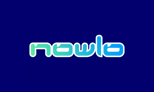 Nowlo - E-commerce company name for sale