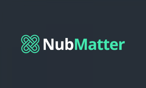 Nubmatter - Business business name for sale