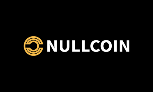 Nullcoin - Cryptocurrency business name for sale