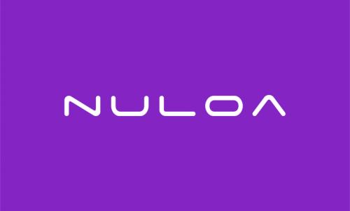 Nuloa - Clean modern domain name