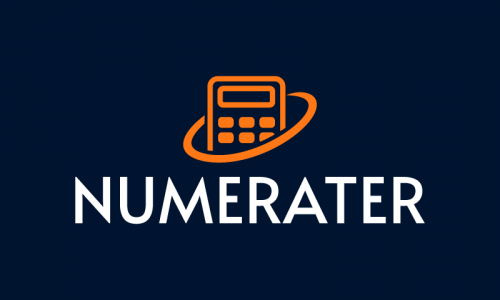 Numerater - Finance company name for sale