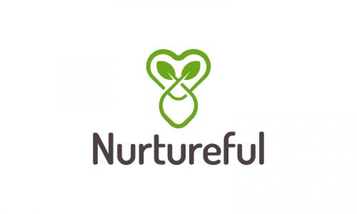 Nurtureful - Healthcare startup name for sale