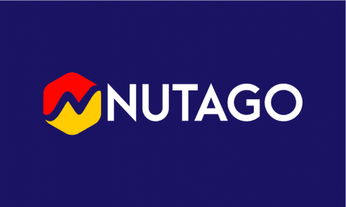 Nutago - Nutrition domain name for sale