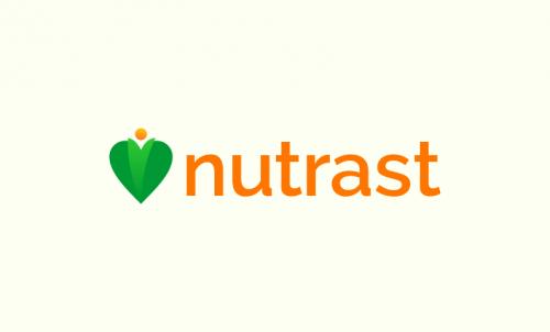 Nutrast - Wellness company name for sale