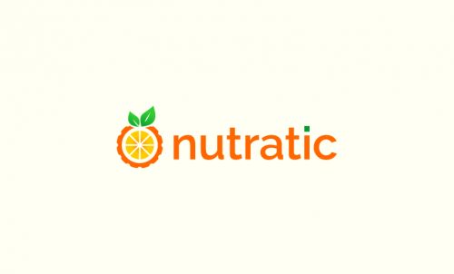 Nutratic - Diet startup name for sale