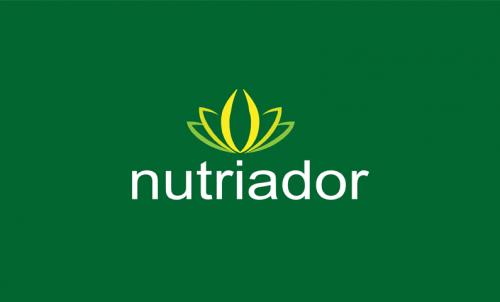 Nutriador - Nutrition startup name for sale