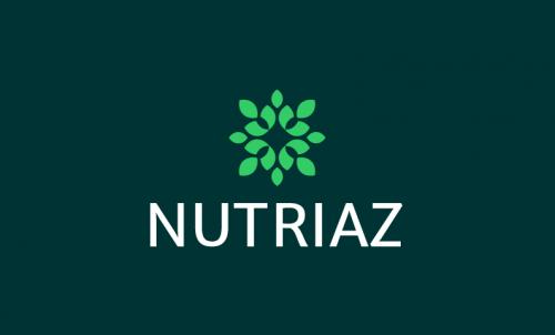 Nutriaz - Nutrition company name for sale