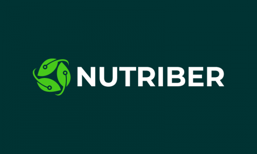 Nutriber - Nutrition company name for sale