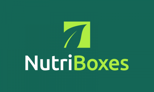Nutriboxes - Diet domain name for sale