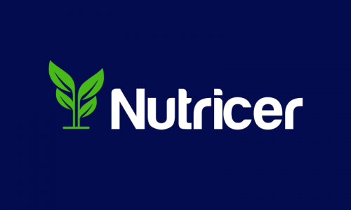 Nutricer - Dining company name for sale